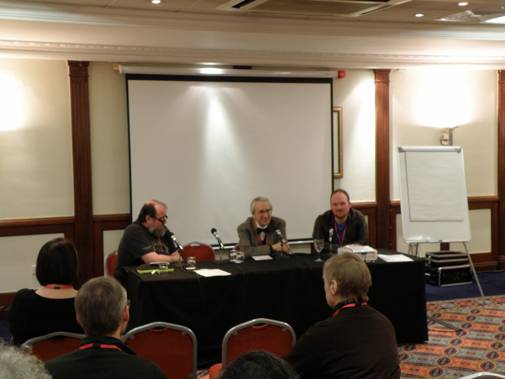 Did you spot our deliberate mistakes? panel discussion