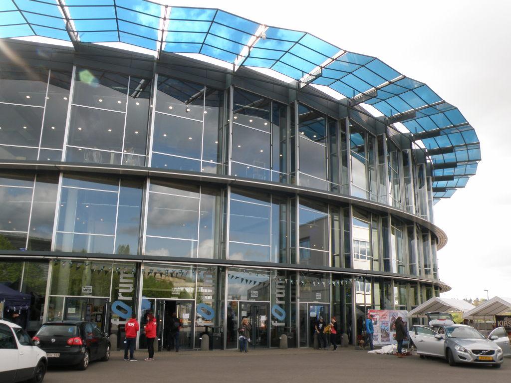 Luxcon's venue - Forum Geeseknäpchen