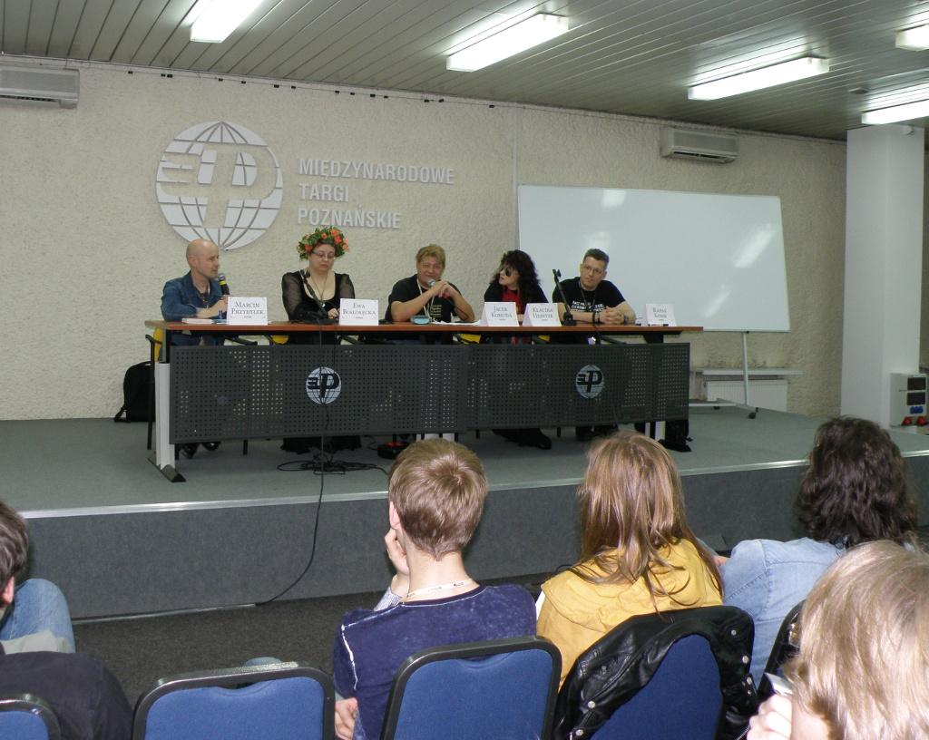 Panel discussion - Pyrkon 2014