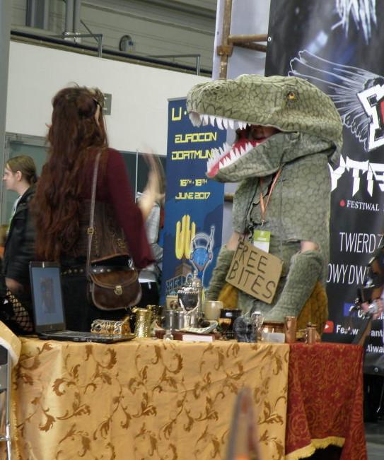 Fantable of Orkon - Polish LARP convention